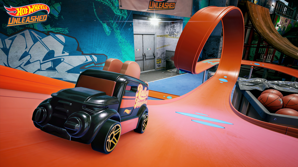 hot wheels unleashed copertina