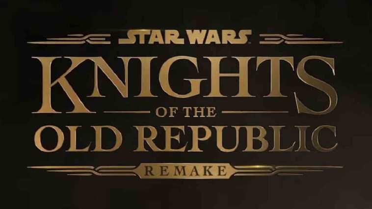 star wars: knights of old republic remake, star wars: knights of old republic, Star wars videogiochi, star wars: knights of old republic remake PlayStation 5 showcase 2021