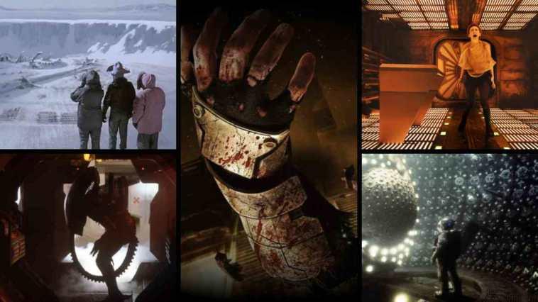 dead space, dead space remake, film simili a dead space, la cosa, nightflyers, punto di non ritorno, event horizon, alien