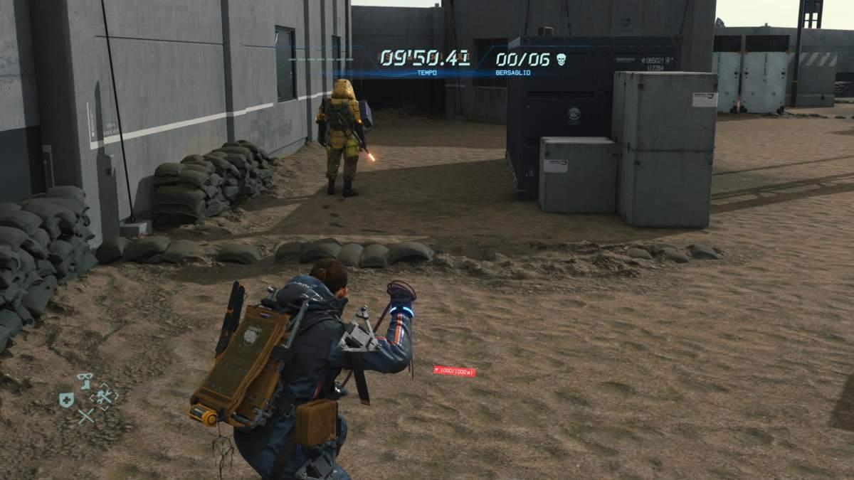 death stranding director's cut missioni