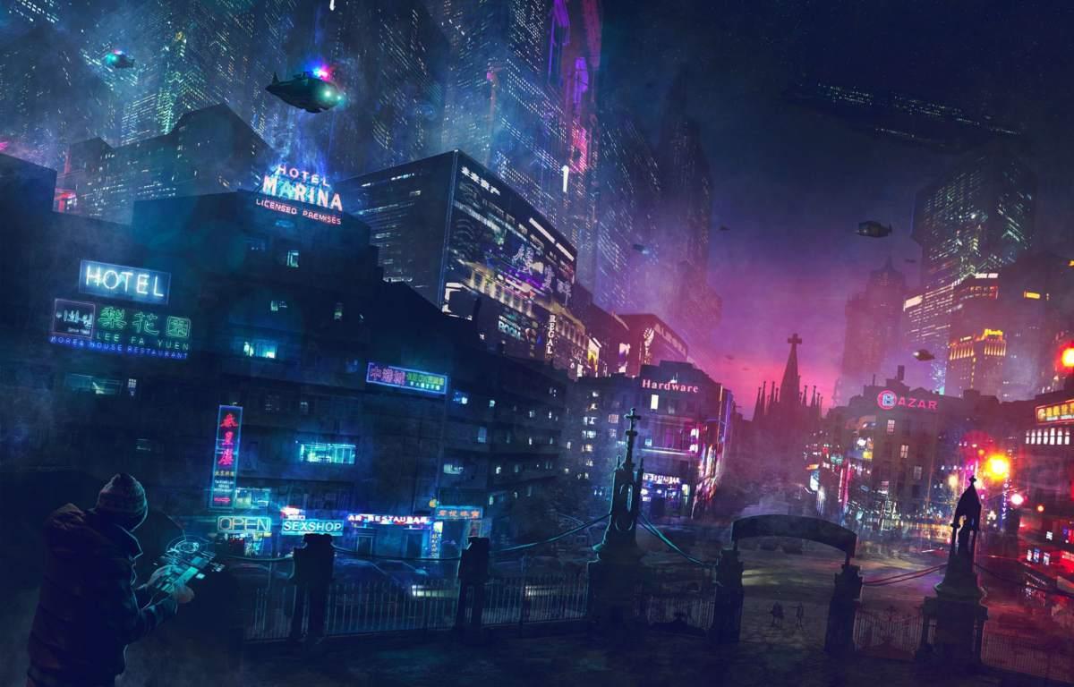 cyberpunk chicago