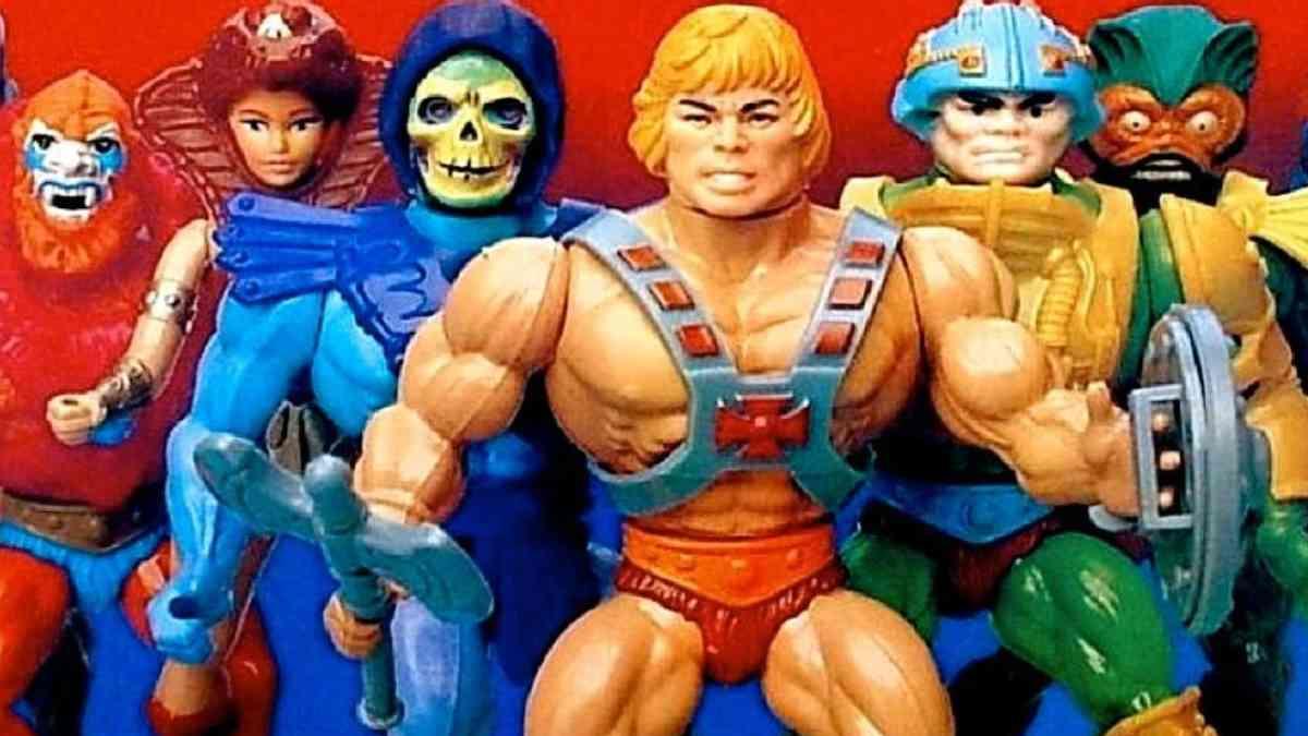 videogiochi con al centro i giocattoli, videogiochi sui giocattoli, he-man, he-man and the masters of the universe