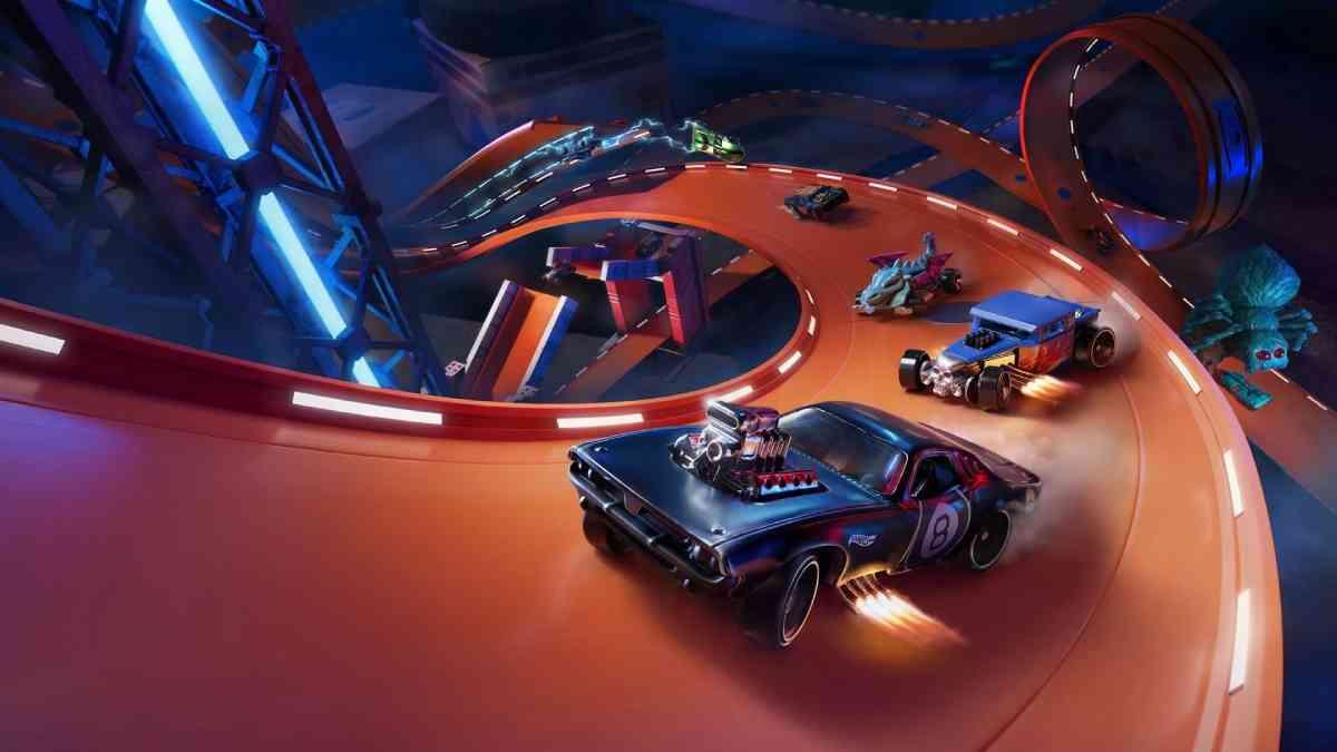 hot wheels, hot wheels unlashed, videogiochi con al centro i giocattoli, videogiochi sui giocattoli